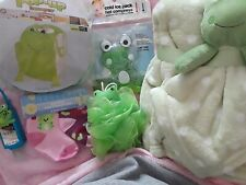 Frog Themed Baby Gift Assortment