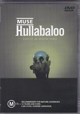 Muse - Hullabaloo - DVD (2xDVD Region 4 PAL)