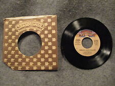 "45 RPM 7"" Record Donna Summer On The Radio & There Will Always Be A You NB 2236"