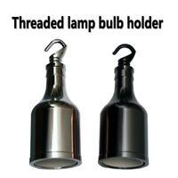 Edison ES E27 Vintage Industrial Lamp Light Bulb Holder Antique Retro Lamp UK