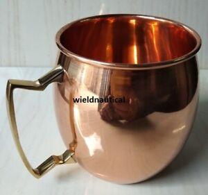 New Copper Mule Cup / Bear Mug / Wine / Coffee /  Water Good For Health