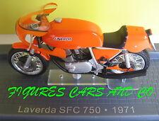 MOTO CLASSIQUE 1/24  LAVERDA SFC 750 1971 MOTORCYCLE MOTORRAD