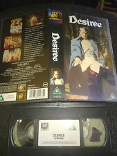 Desiree - Napoleon Story. Marlon Brando, Jean Simmons. VHS in VGC. Hard to find.