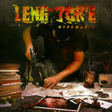 Leng Tch'e-Hypomanic-CD-napalm death-aborted-grindcore-rotten sound