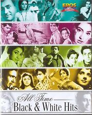 ALL TIME BLACK & WHITE HITS - NEW BOLLYWOOD 44 SONG DVD