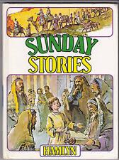 Sunday Stories retold by Norman J Bull (HB, 1981, Hamlyn) #KAD