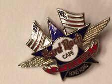 HARD ROCK CAFE HONG KONG PIN JULY 4TH 1999 COLLECTIBLE  #1C