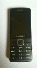 Samsung GT S5610 - Silber Metallic Handy