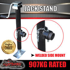 caravan trailer canopy jack stand 907kg rated heavy duty 387mm extension 1120mm