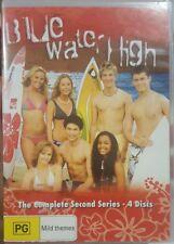 BLUE WATER HIGH RARE DVD COMPLETE 2ND SERIES BOX SET ABC AUSTRALIAN TV SERIES