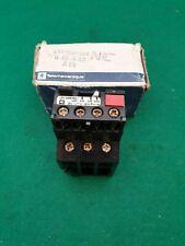 LR1 D09304 Telemecanique Overload Relay 0.4 - 0.63 Amp