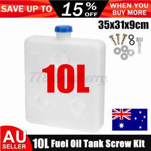 AU 10L Plastic Fuel Oil Gasoline Tank For Cars Truck Air Diesel Parking Heater