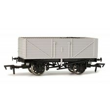 Dapol A002 7 Plank 10FT Wheelbase Wagon - Unpainted - 00 Gauge New Boxed - T48