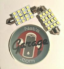 LED FESTOON INTERIOR LIGHT COURTESY LIGHT 39mm x 8mm