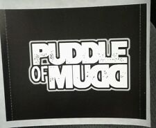 Puddle of Mudd Band DECAL STICKER Come Clean CD Music Album Art Cover