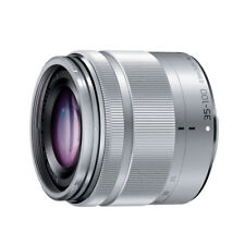 Panasonic 35-100mm f4.0-5.6 ASPH MEGA OIS Silver Bulk Gift Ship From EU