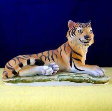 Lefton China  ~ TIGER ~ ~ Hand Painted Porcelain ~ KW 6761