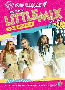 Little Mix by PopWinners 2020 by Little Brother Books Hardback NEW Book