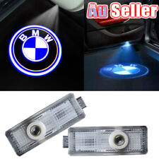 2 Cree Shadow Puddle Laser Light Logo Courtesy Lamp LED M Door For BMW Projector