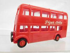 MES-51386EKO 1:86 Doppeldecker Bus Piper Cola sehr guter Zustand