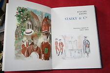 LES PORTES DE LA VIE STALKY &Cie RUDYARD KIPLING   ILUSTRATIONS éd.1968
