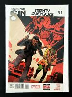 MIGHTY AVENGERS #11 (2ND SERIES) MARVEL COMICS 2014 VF/NM