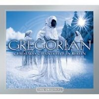 "GREGORIAN ""CHRISTMAS CHANTS - LIVE IN BERLIN"" CD NEU"