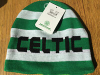 Celtic FC reversible beanie hat Summer sale now only £7.99
