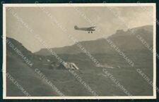 Militari Etiopia Aviazione Occupazione Italiana Lalibela Foto cartolina XF6296