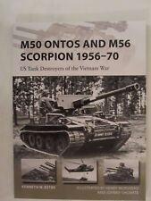Osprey New Vanguard 240 - M50 Ontos and M56 Scorpion 1956–70: US Tank Destroyers