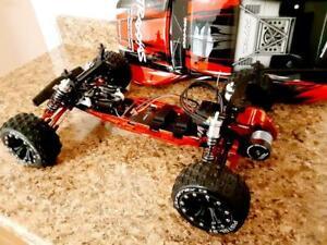 Traxxas Slash/ LCG Custom Modded Speed!/ RTR New Brushless/ 1:10 RC