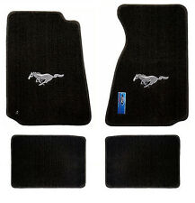 LLOYD Heavy Plush™ FLOOR MATS 4pc set 1994-2004 MUSTANG coupe, 99-04 convertible