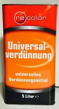 5 Liter Recolor Universalverdünnung