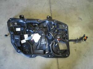 14 Porsche Cayenne 92A 958 Front Left Driver Door Window Regulator 7P5837755D