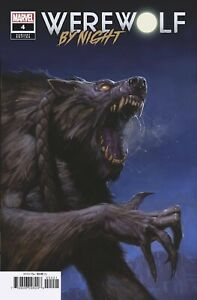 WEREWOLF BY NIGHT #4 GIST VARIANT 1/27/21 FREE SHIPPING AVAILABLE