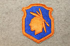 Original WW2 U.S. Army 98th Infantry Division Uniform Patch, VG