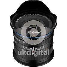 Laowa 17mm f/1.8 Lens - MFT
