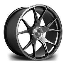"""20"""" GM RV192 ALLOY WHEELS FIT MAZDA RX7 RX8 5X114 ONLY"""