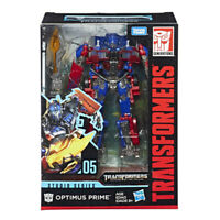 Transformers Optimus Prime Hasbro Studio Series 05 Voyager Class Action Figure