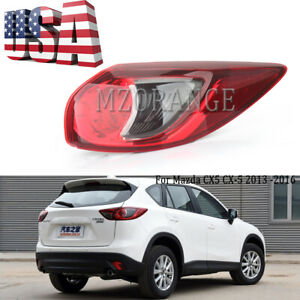 US Right Tail Light Rear Lamp For Mazda CX5 CX-5 2013 2014 2015 2016 Brake Outer