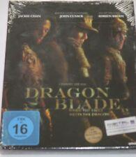 Dragon Blade - Blu-ray/NEU/Jackie Chan/John Cusack/Adrien Brody/Steelbook