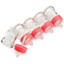 8ML Empty Mini Pink Baby Botttle Shape Lip gloss Tube Baby Bottle lip tubes