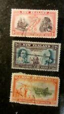 NEW ZEALAND 1940 Centenary