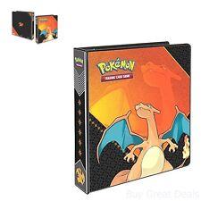 Pokemon Card Charizard Pro Album Binder Holder Cards Protector No Storage Sheets