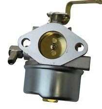 Carburetor TECUMSEH 640152 640152A Fits HM80 HM100 with 90 degree fuel fitting
