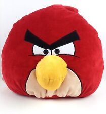 Angry Birds Red Plush Soft Pillow Rovio Entertainment 15""