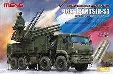 Meng Model 1/35 SS-016 Russian Air Defense Weapon System 96K6 Pantsir-S1