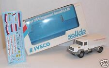 SOLIDO Iveco Heavy Freight Delivery Truck Esso Die-Cast MINT Boxed 1:43