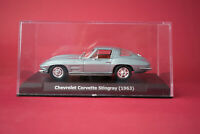Chevrolet Corvette Stingray 1963,Scale 1:43 by Altaya