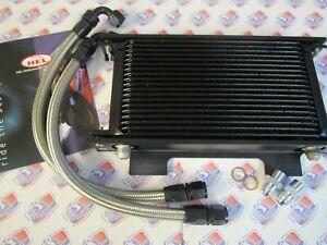 Suzuki GSXR1100 1127cc 89-92 Oil Cooler Kit c/w Brackets & HEL Performance Lines
